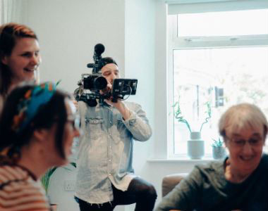 Picture of Lights! Camera! Action! Everything You Need to Know About Being an Extra in Film and Television
