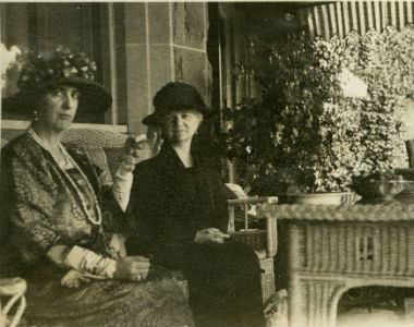 Picture of Edwardian Life at Royal Roads University: A Walk in the Park